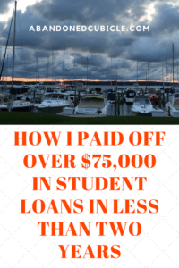 How to Pay Off 75000 in Student Loans