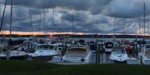 Sunrise in Charlevoix